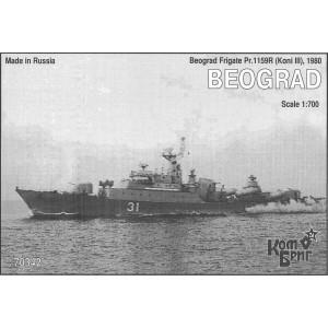 frigate-beograd