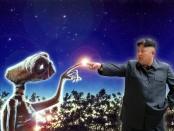 Над КНДР активность НЛО