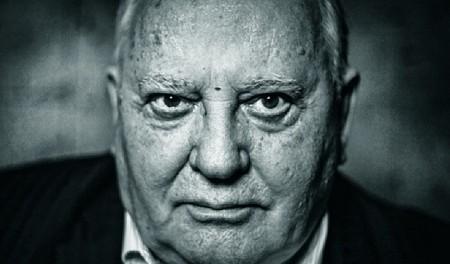 Выступление Горбачева в США