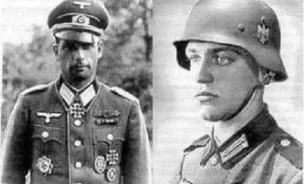 Офицер СС еврей - сколько евреев воевало на стороне нацистов