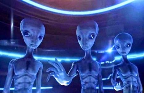 В США обнаружен окаменелый НЛО - уфологи считают, что это корабль пришельцев