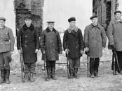 Какая участь постигла полицаев присягнувшим Гилеру после окончания войны
