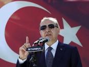 Эрдоган заявил, что не может считать США цивилизованным государством