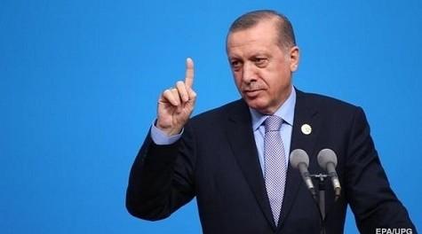 Эрдоган угрожает США разорвать дипломатические отношения с Израилем