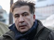 Саакашвили рассказал СМИ, зачем залез на крышу и какие условия в украинском СИЗО