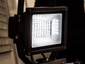 Светодиодные прожекторы в Украине - где купить и особенности устройства