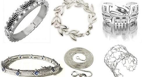 Изделия из серебра - где купить в Украине