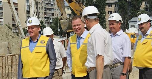 Глава «Киевгорстрой» Игорь Кушнир рассказал что будет с ценами на недвижимость в 2018 году