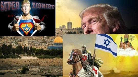 В Иерусалиме связали Трампа с воплощением библейского Исава