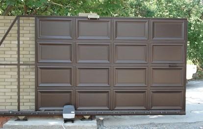 Ремонт ворот в Киеве - где заказать услугу и каковы причины неисправностей