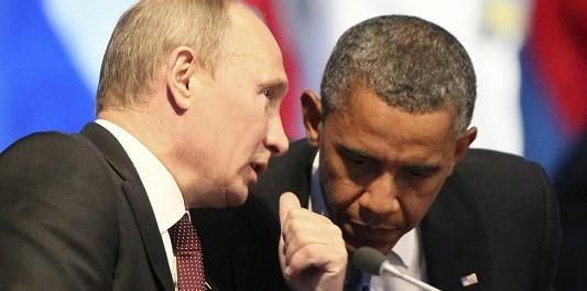 The federalist: Как администрация Обамы помогла России в ущерб США