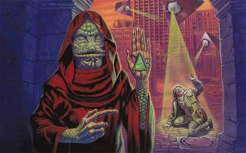 Конспиролог: Вторжение Рептилий, последний этап Нового Мирового Порядка