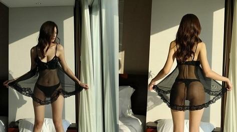 Как девушки в нижнем белье воздействуют на сознание мужчин