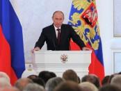 Путин яростно обрушился с критикой на Запад из-за санкций: сдержать Россию не удалось