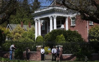 Госдеп США высверлил замки в бывшем консульстве России в Сиэтле
