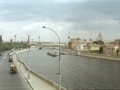 Как выглядела Москва в 1964 году. Путешествие Жака Дюпакье