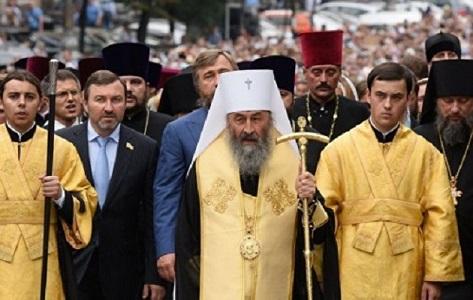 Московский Патриархат выступил против Порошенко и Верховной Рады