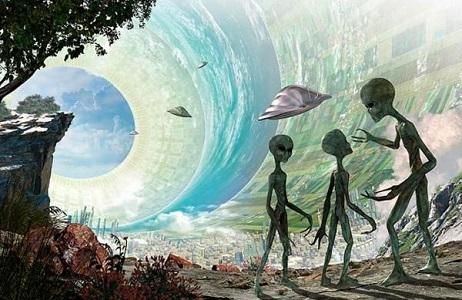 Почему НЛО стали фиксировать так часто. Наша планета является перекрестком для инопланетян