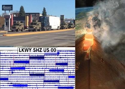 В Йеллоустоун доставлены ядерные боеголовки ракет Minuteman. СМИ бьют тревогу