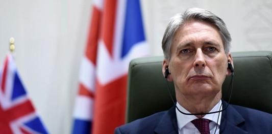 Филип Хэммонд: Великобритания и США не встанут плечом к плечу против режима Путина