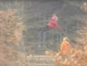 В России обнаружен летающий ребенок (видео факт)
