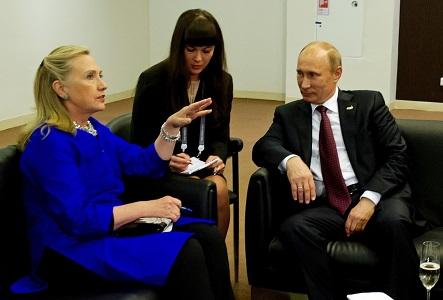 Почему Хиллари Клинтон и Путин друг друга ненавидят