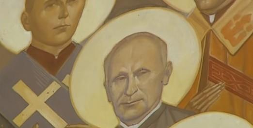 """В храме Львовской области обнаружили """"Лик Путина"""". Споры не утихают"""