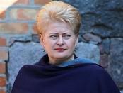 Даля Грибаускайте не получила приглашение на церемонию инаугурации Путина