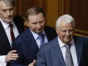 Кравчук, Кучма и Ющенко выступили за создание единой церкви в Украине