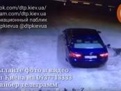 Украинский автомобилист случайно взорвал АЗС (видео инцидента)