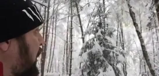 Очевидец зафиксировал НЛО в Семипалатинске (видео факт)