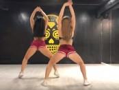 Полина Дубкова показала как нужно делать тверк (видео танца)