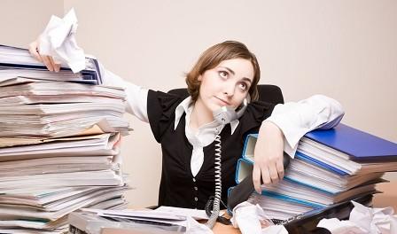 Женщины работающие 40 часов в неделю рискуют своим здоровьем. Заявление ученых