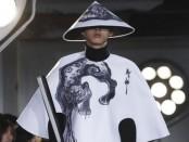 Китайский дизайнер Ксандер Чжоу шокировал мужчин новыми трендами