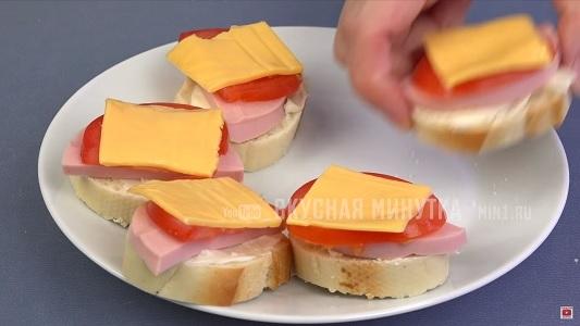 Рецепты вкусных бутербродов - учимся готовить простые и изысканные блюда