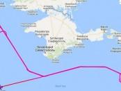 ВВС Великобритании проводят разведку около Крыма