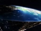 А что если Земля на самом деле плоская а не круглая