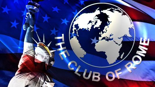 Как связаны между собой Римский клуб и США