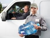 Доставка воды в Киеве - обзор услуг компании Водолей