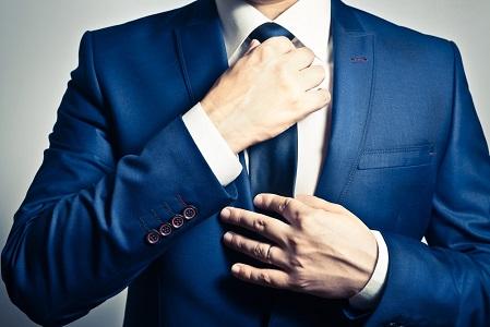 Как мужчине создать деловой образ