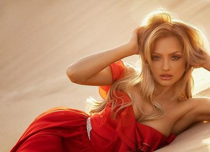 Как выглядит Екатерина Коба известная модель из Беларуси (24 фото)