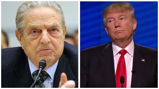 Как связаны между собой Трамп, Сорос и Ротшильды