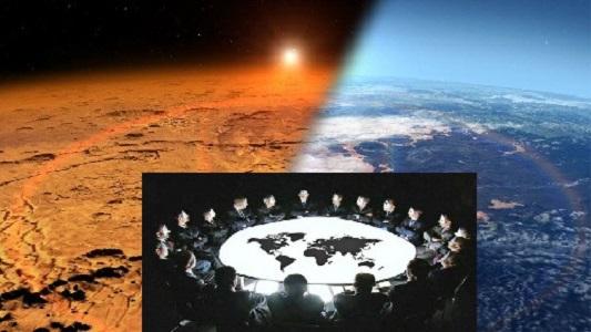 Как происходит терраформирование Нашей Планеты и уничтожение Человечества