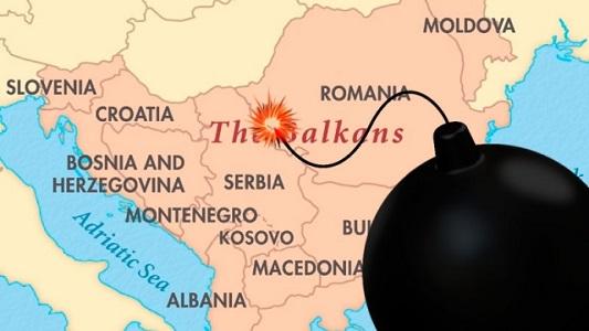 На Балканах в любой момент может вспыхнуть новая война