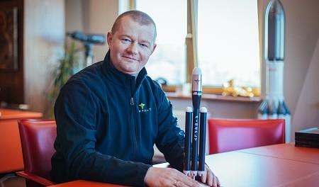 Макс Поляков успешно развивает проект открытого космоса Firefly Aerospace