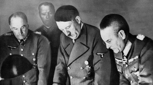 Кто был кротом Гитлера в Генштабе Сталина