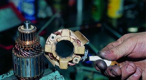 Ремонт автомобильных стартеров и генераторов в Киеве - где заказать услугу