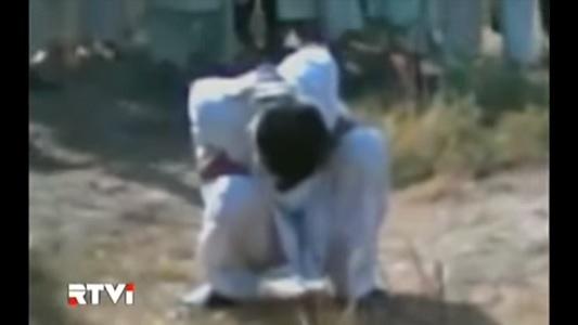 Смертная казнь за внебрачную связь - шокирующий сюжет