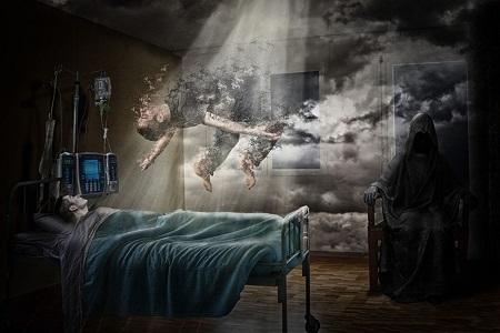 После смерти человек перемещается в параллельный мир