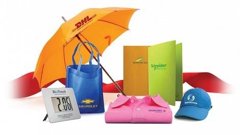 Где заказать корпоративные подарки с логотипом компании в Краснодаре